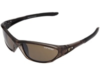 Tifosi Optics Core Crystal Brown Metallic Brown Gg Lens Athletic Performance Sport Sunglasses