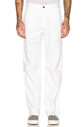 Dickies Relaxed Premium Painter's Utility Pant White