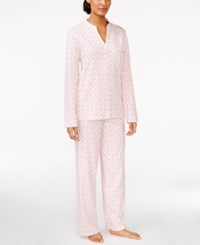 Charter Club Printed Pajama Set Only At Macy's