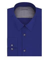 Calvin Klein Extreme Slim Fit Dress Shirt Empire Blue