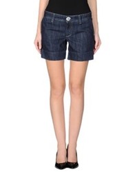 S.O.S By Orza Studio Denim Shorts Blue