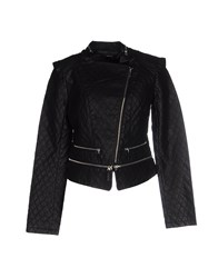 Fornarina Coats And Jackets Jackets Women Black
