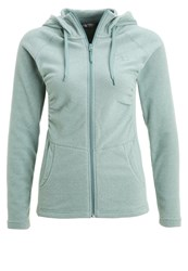 The North Face Mezzaluna Fleece Trellis Green Mint