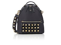 Fendi Women's Crossbody Backpack Black