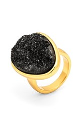 Women's Baublebar Drusy Cocktail Ring