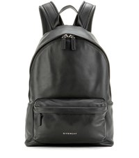Givenchy Small Leather Backpack Black