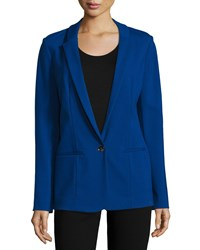 Escada One Button Slim Fit Blazer Grace