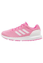Adidas Performance Cosmic Cushioned Running Shoes Shock Pink Halo Pink Core Black