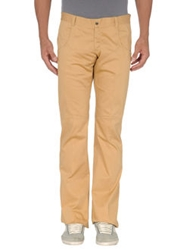 Gazzarrini Casual Pants Sand