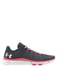 Under Armour Micro Limitless 2 Round Toe Sneakers Black