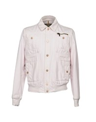 Ice Iceberg Denim Outerwear White