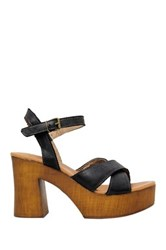 Musse And Cloud Miley Chunky Platform Sandal Black
