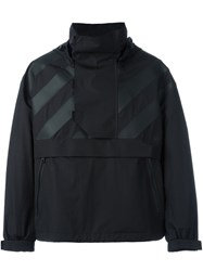 Moncler X Off White 'Donville' Windbreaker Jacket Black