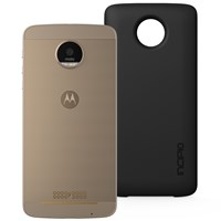 Motorola Moto Z Smartphone Android 5.5 4G Lte Sim Free 32Gb With Incipio Offgridtm Power Pack Battery Mod White Gold