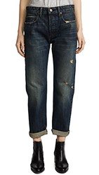 Vince Cuffed Union Slouch Jeans Heirloom Wash