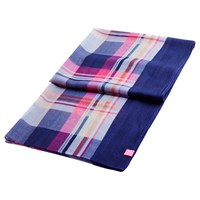 Joules Julianne Scarf Multi Check