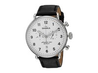 Shinola Detroit The Canfield 43Mm 20001941 White Black Watches