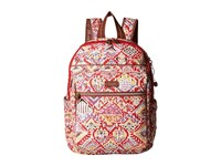 Sakroots Artist Circle Cargo Backpack Sweet Red Brave Beauti Backpack Bags Brown
