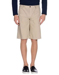 North Sails Trousers Bermuda Shorts Men Beige