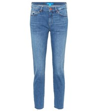 Mih Jeans Relaxed Skinny Blue