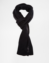 Religion Scarf Black
