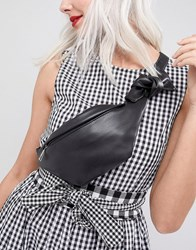 Liquorish Bum Bag Black