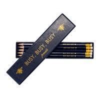 Sloane Stationery Clever Pencils Busy Busy Busy