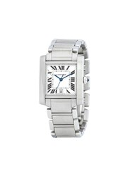 Cartier Pre Owned Tank Francaise 28Mm 60