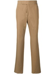 Tom Ford Tailored Trousers Neutrals