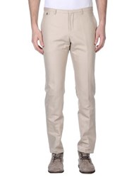 Brian Dales Trousers Casual Trousers Men Beige