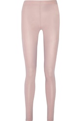 Mm6 Maison Margiela Stretch Modal Jersey Leggings