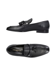 John Galliano Loafers Black