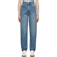 Etoile Isabel Marant Navy Corsyj Jeans