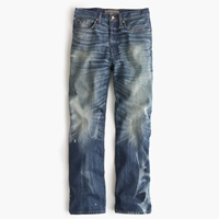 J.Crew Point Sur Stevie X Rocker Jean In Mill Creek Wash