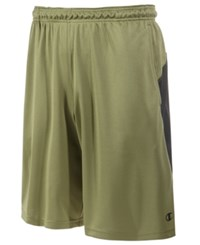 Champion Men's X Temp Vapor Training Shorts Vineyard Green