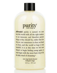 Philosophy Purity Made Simple Facial Cleanser 16Oz No Color