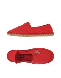 U.S. Polo Assn. U.S.Polo Assn. Footwear Espadrilles Women Red