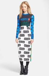 Marc By Marc Jacobs Rally Motocross Uprising Dress