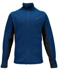 Spyder Constant Zip Performance Sweater Blue