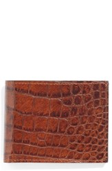 Martin Dingman 'S Leather Wallet Brown