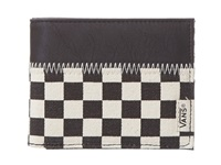 Vans Doheny Wallet Black Bill Fold Wallet