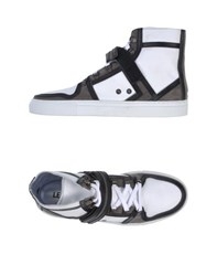 Les Hommes Footwear High Tops And Trainers Men