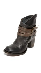 Freebird By Steven Blaze Booties Black