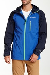 Columbia Sector Reflector Exs Jacket Blue