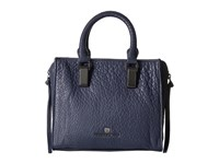 Vince Camuto Riley Small Satchel Peacoat Satchel Handbags Blue