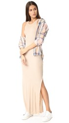 Cotton Citizen Melbourne Maxi Dress Sand
