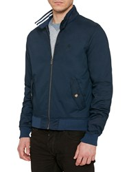 Original Penguin P55 Harrington Jacket Dark Sapphire