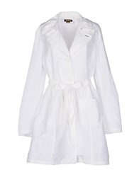 Killah Overcoats White