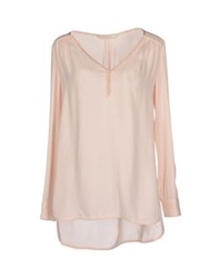 Nougat London Blouses Light Pink