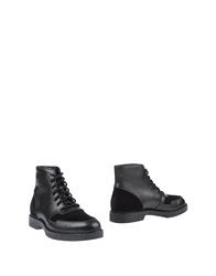 Alexander Wang Ankle Boots Black